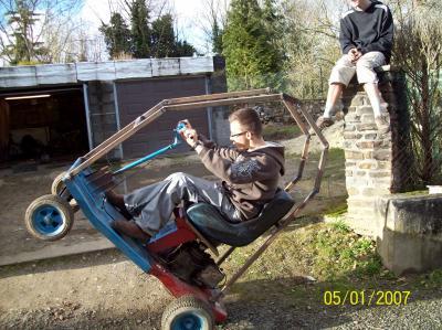 Petite roue arri re du tracteur tondeuse chez la chose - Roue tracteur tondeuse ...