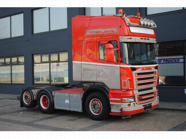 tracteur scania v8 occasion. Black Bedroom Furniture Sets. Home Design Ideas
