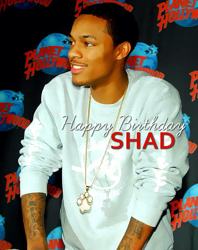 HAPPY B DAY BOW WOW ♥